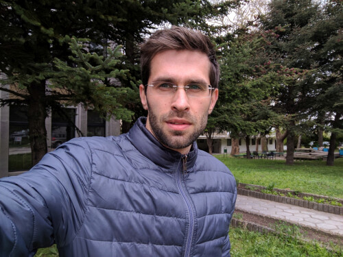 Google Pixel - selfie