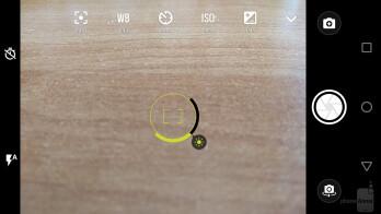 Motorola Moto G5 camera UI - Motorola Moto G5 Review