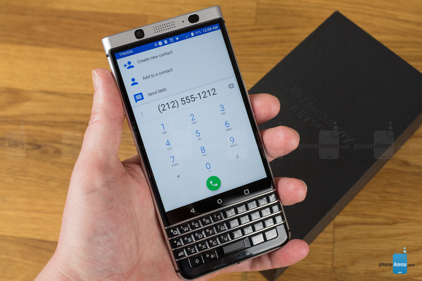 Blackberry Keyone Review Call Quality Battery Life And Conclusion