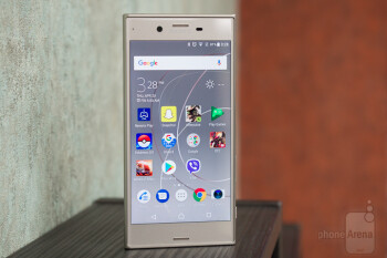 Sony Xperia XZs Review