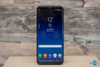 Samsung Galaxy S8+ - Samsung Galaxy Note 5 - Samsung Galaxy S8+ vs Galaxy Note 5