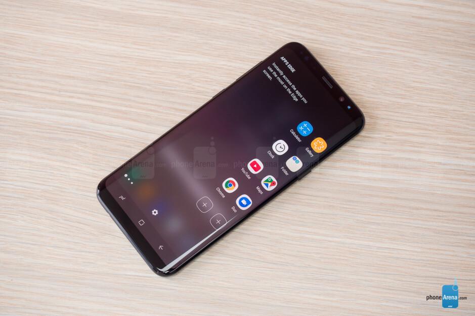 Samsung Galaxy S8+ - Samsung Galaxy S8+ vs Galaxy Note 5