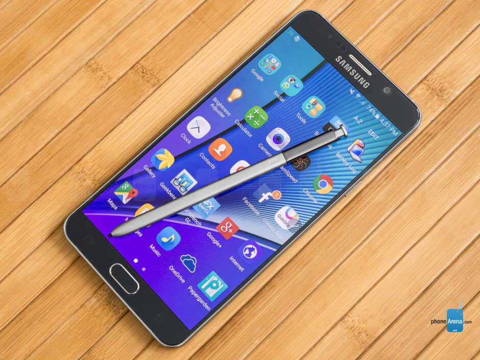 Samsung Galaxy Note 5 - Samsung Galaxy S8+ vs Galaxy Note 5
