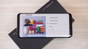 Samsung Galaxy S8+ vs Galaxy Note 5