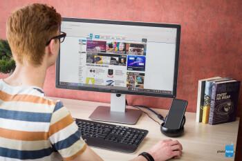 Samsung DeX review: the S8 won't replace your desktop PC