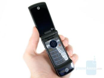 Motorola KRZR K3 Review