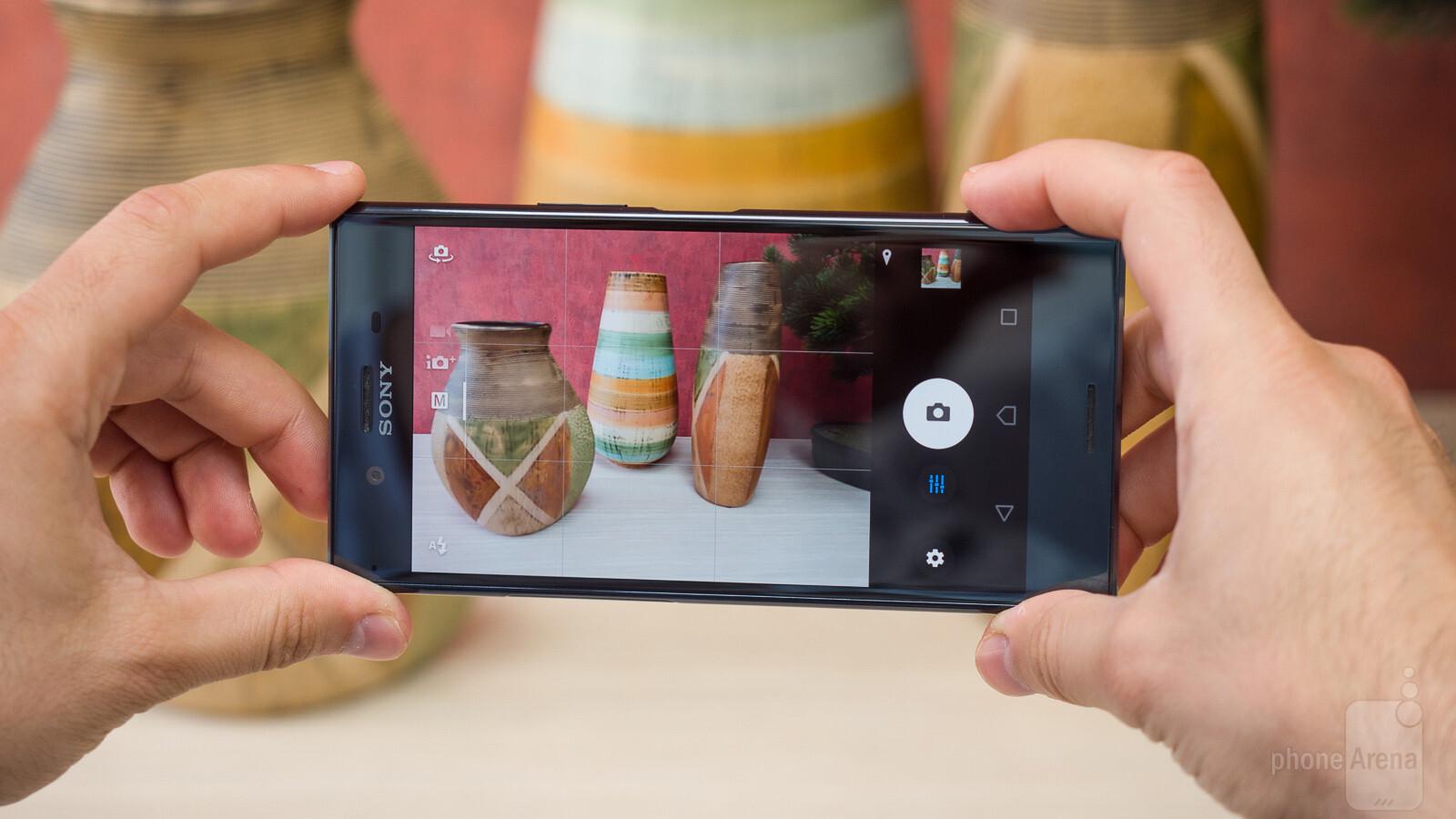 Sony Xperia XZ sở hữu cảm biến nhanh gấp 5 lần người tiền nhiệm, đem lại khả năng bắt tốc xuất sắc