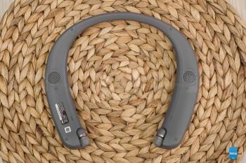 LG Tone Studio Review: a wearable speaker