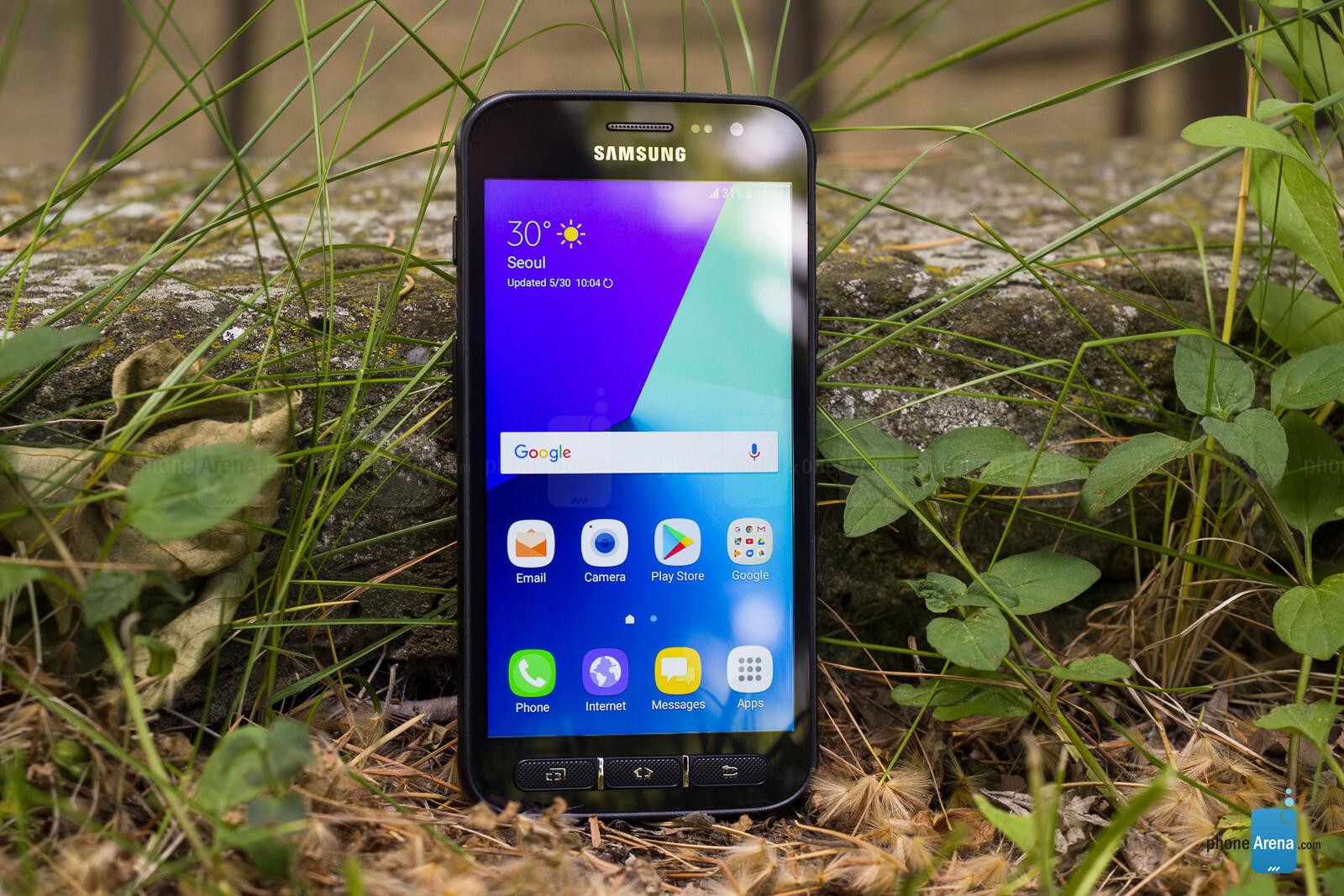 hot sales e3ca7 11cb3 Samsung Galaxy Xcover 4 Review - PhoneArena