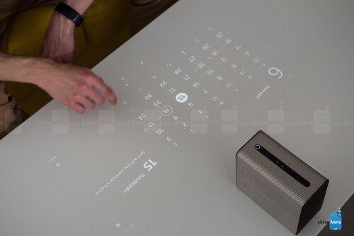 how to show screen of android phone on projector