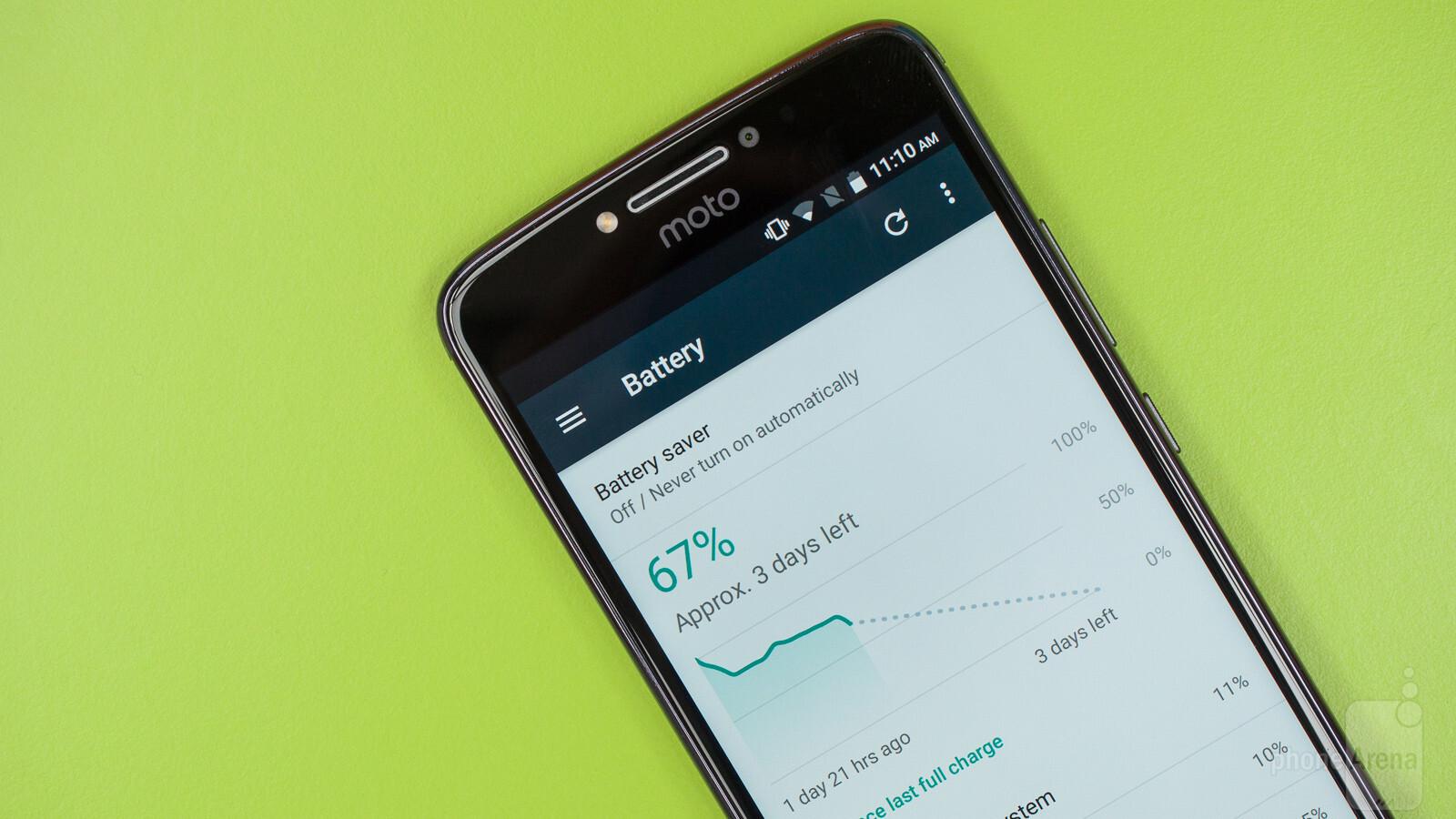 Motorola Moto E4 Plus Review - Call quality, Battery life