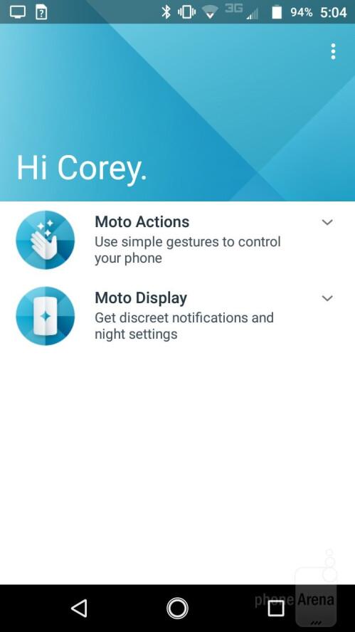 Motorola Moto E4 Review