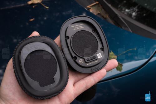 Marshall Monitor Bluetooth Headphones