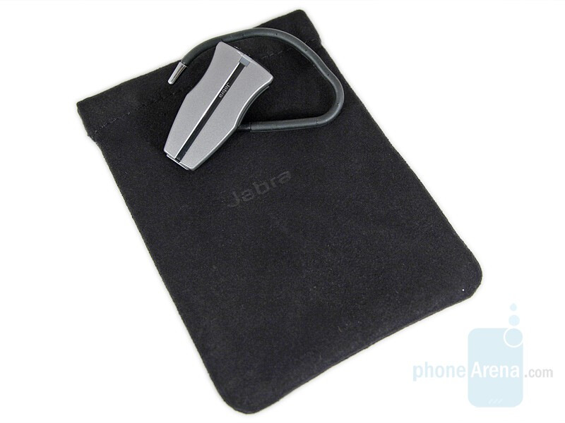 Carrying Pouch - Jabra JX10 Review