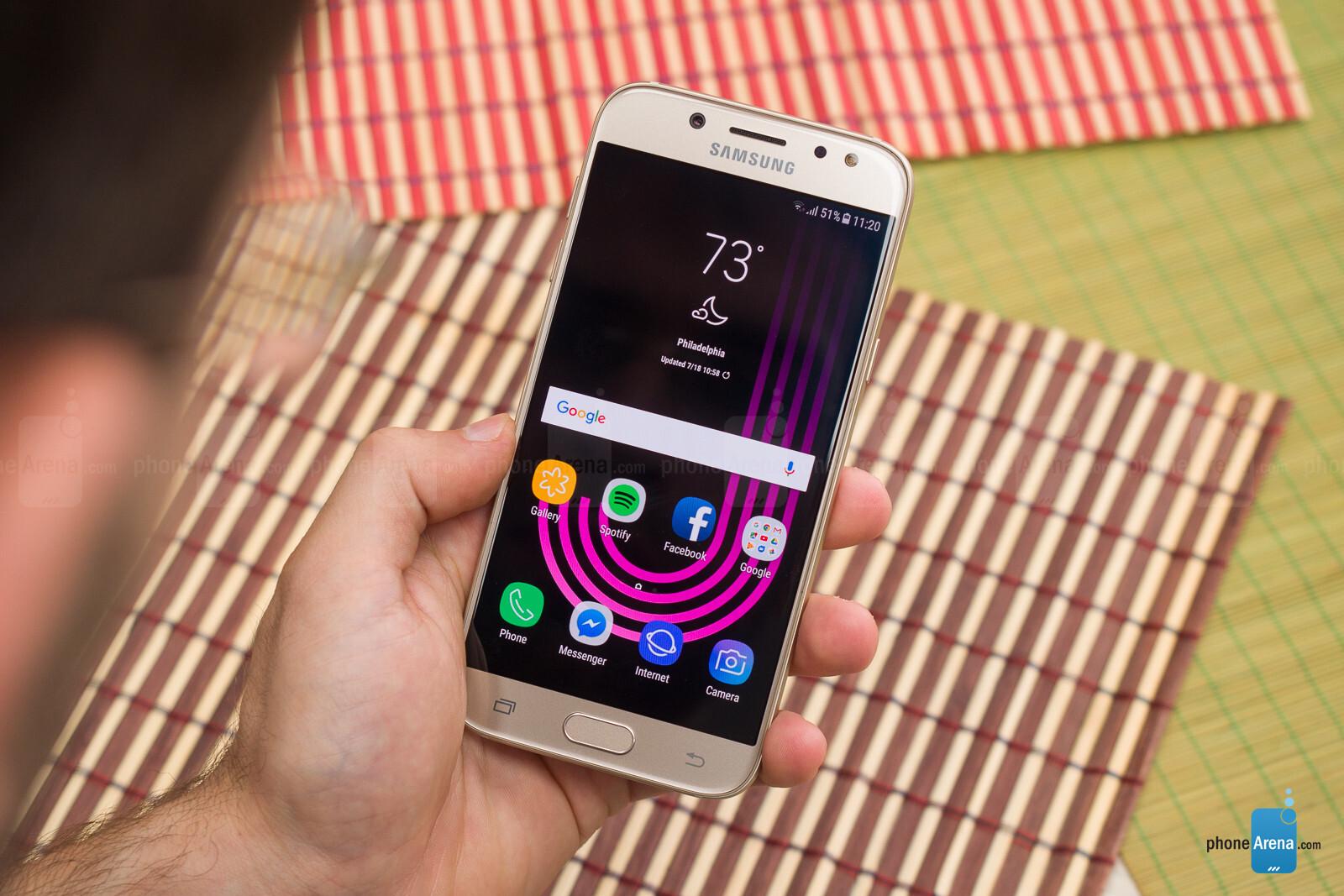 Samsung Galaxy J5 (2017) Review - PhoneArena