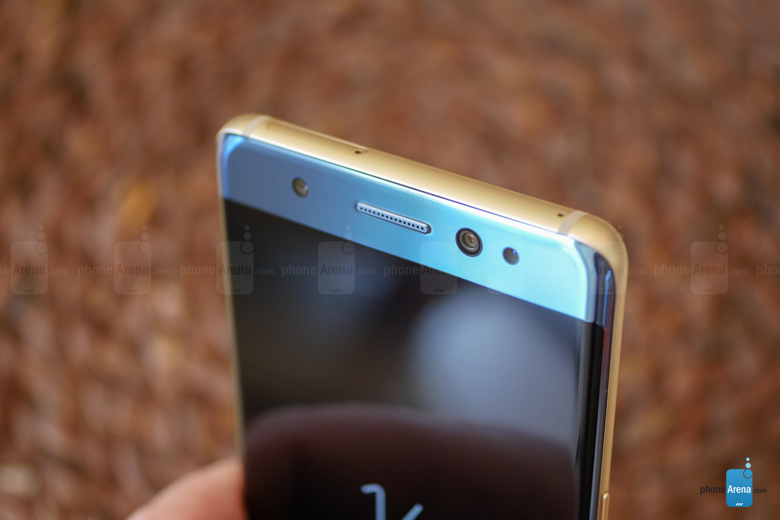 Samsung Galaxy Note Fe Fan Edition Review Call Quality Battery 7