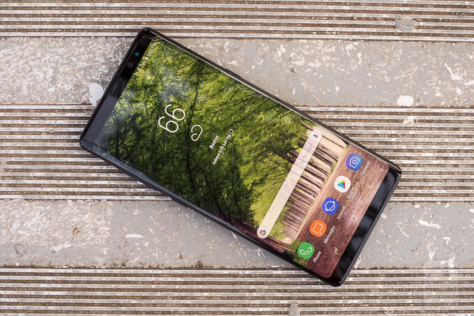 T-Mobile Galaxy Note 8 update brings Super Slow-Mo video and other