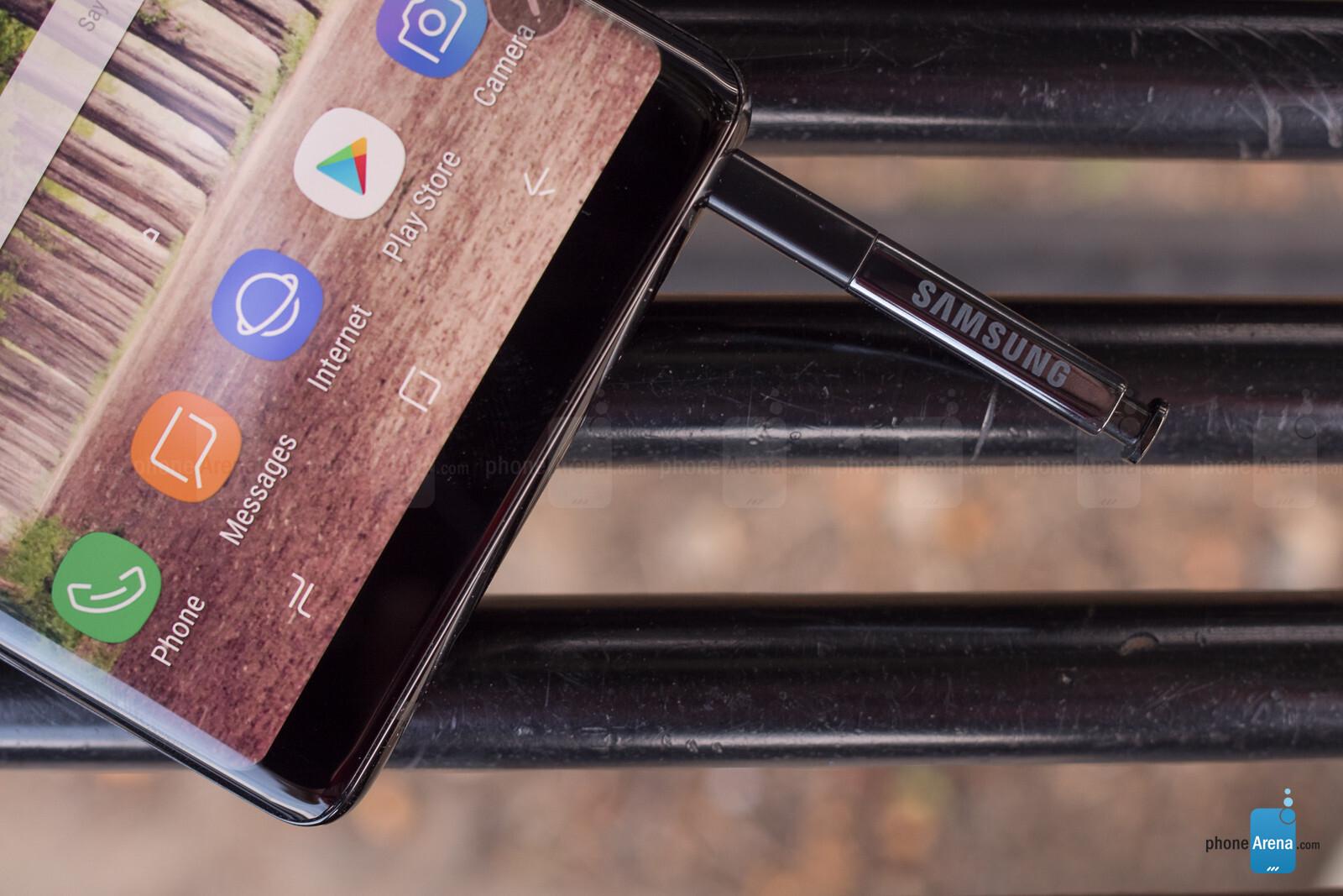 Galaxy Note 8 Internal Wallpaper