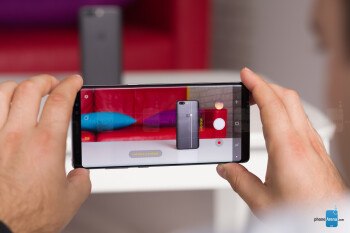 Samsung Galaxy Note 8 vs OnePlus 5