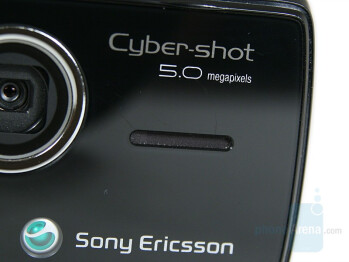 the back - Sony Ericsson K850 Preview