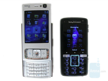 Nokia N95 and Sony Ericsson K850 - Sony Ericsson K850 Preview
