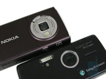 Nokia N95 and Sony Ericsson K850 - Sony Ericsson K850 Preview