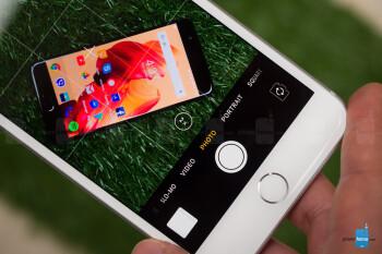 Apple iPhone 8 Plus vs OnePlus 5