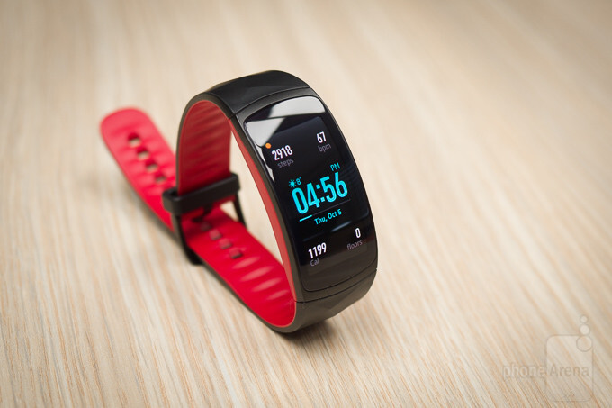Samsung Gear Fit 2 Pro Review - PhoneArena