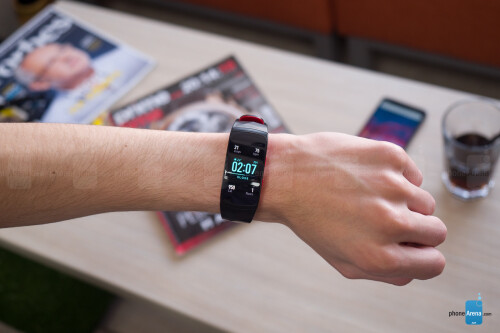 Samsung Gear Fit 2 Pro Review