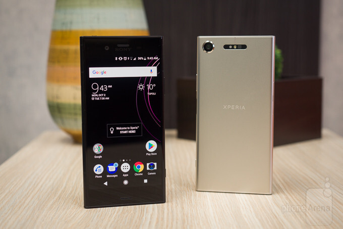 Sony Xperia XZ1 Review - PhoneArena
