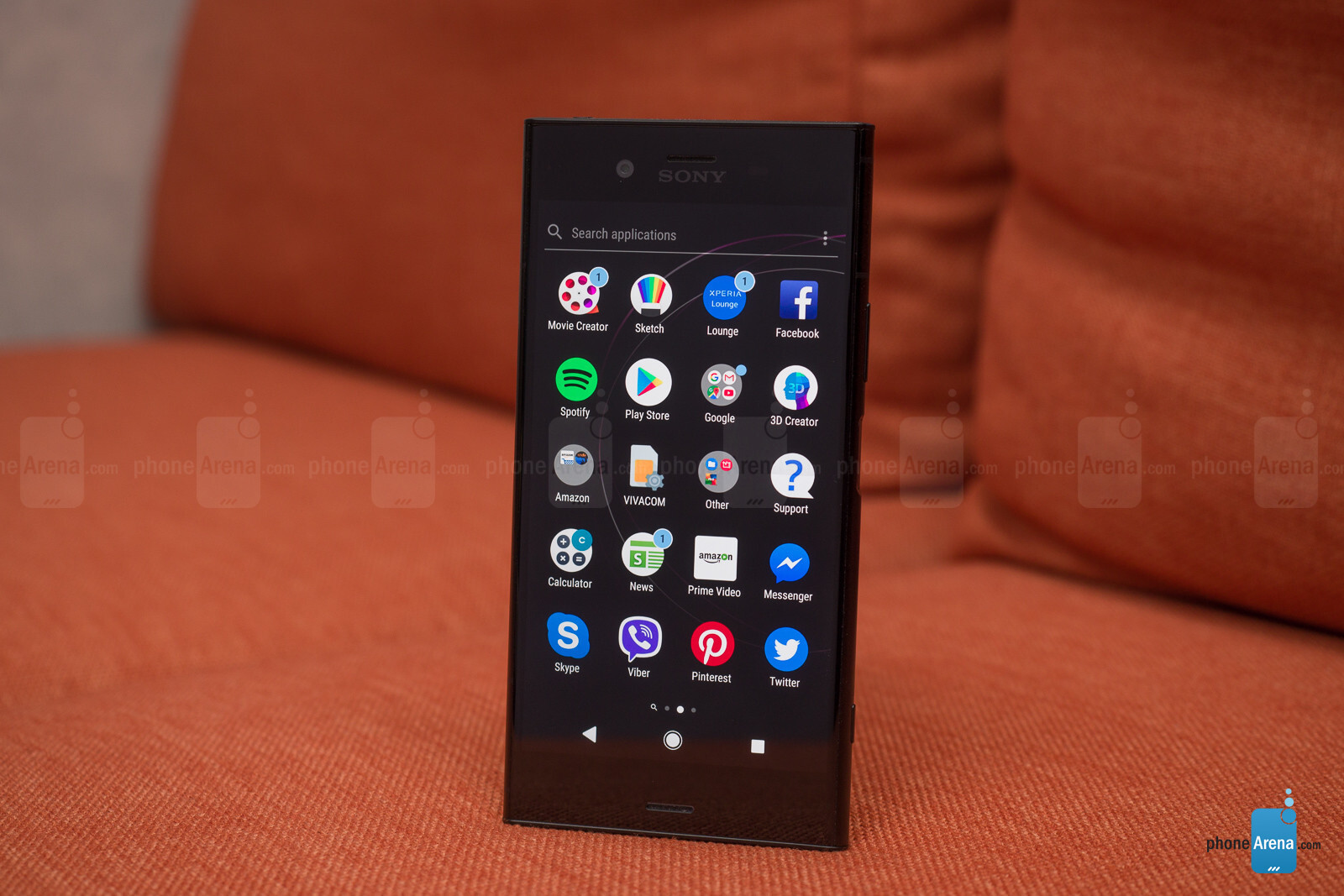 sony xperia xz1 review software processor performance and