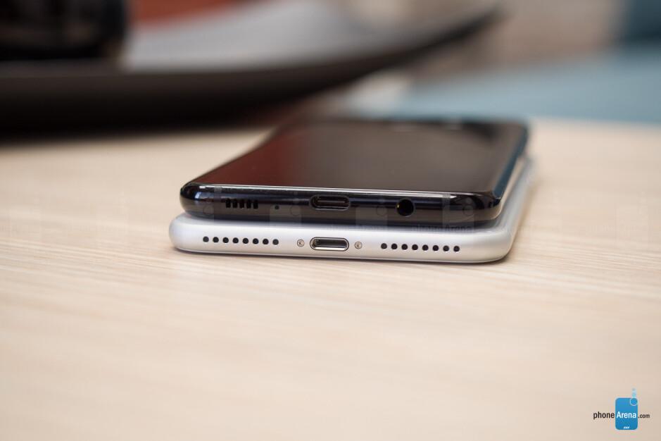 Apple iPhone 8 Plus vs Samsung Galaxy S8+
