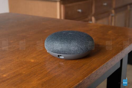 Google Home Mini smart speaker Review