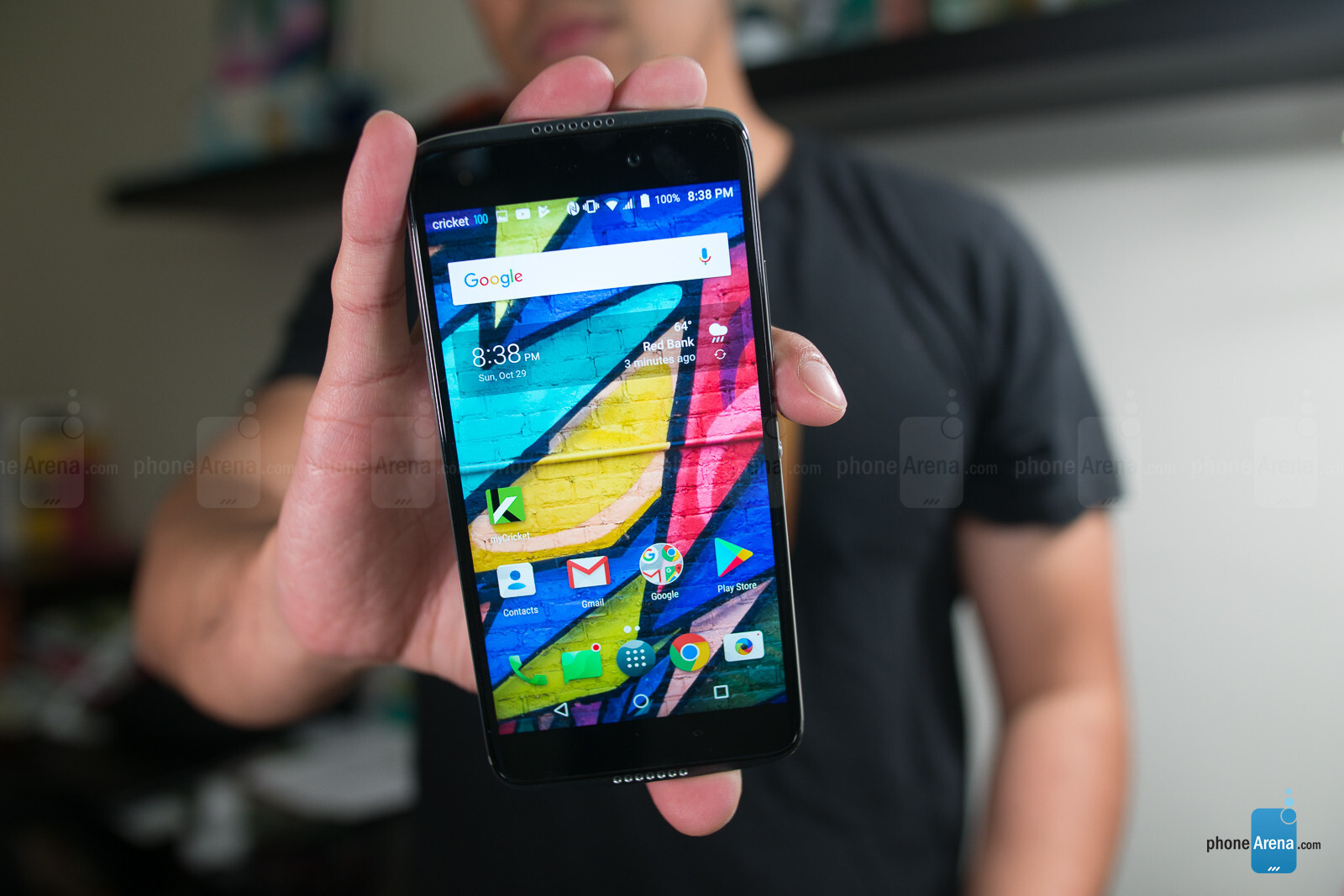 Alcatel Idol 5 Review - Battery life, Call Quality and