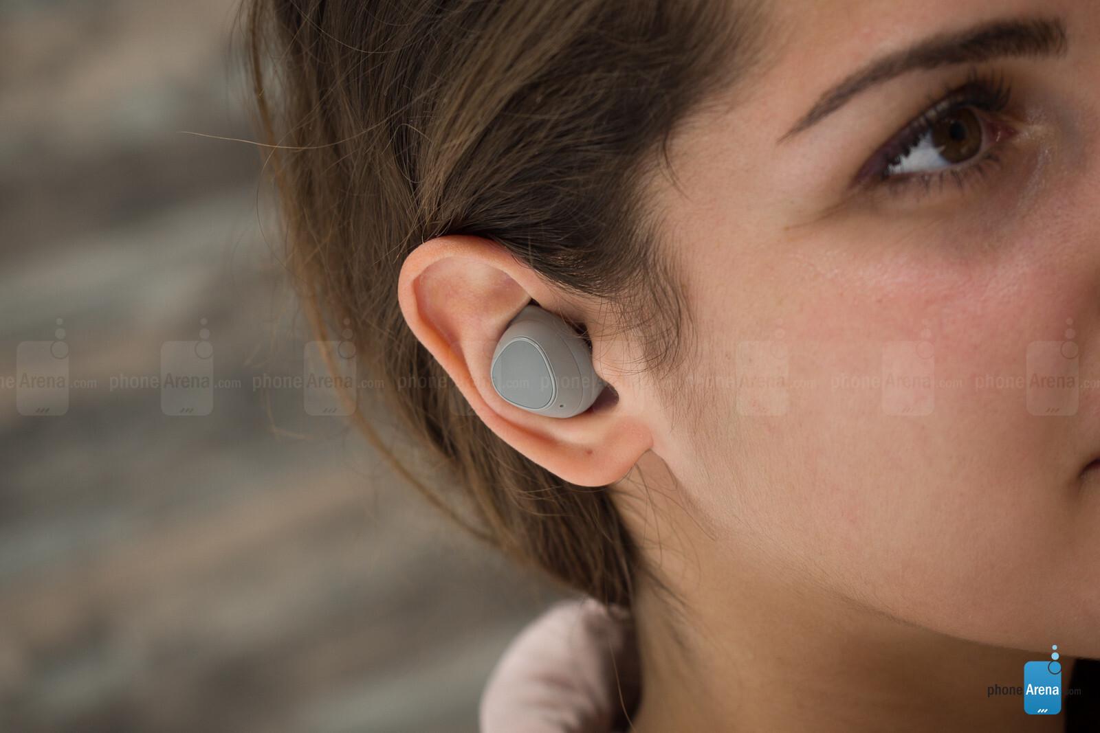 b1cd5cb4b2e Samsung Gear IconX 2018 wireless headphones Review - PhoneArena