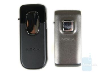 Nokia BH-801 next to Nokia BH-800 - Nokia BH-801 Review