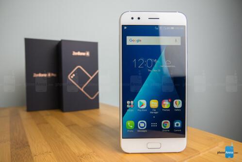 Asus Zenfone 4 and Zenfone 4 Pro Review
