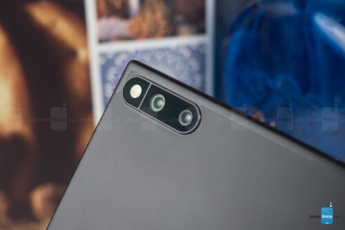 Razer Phone design