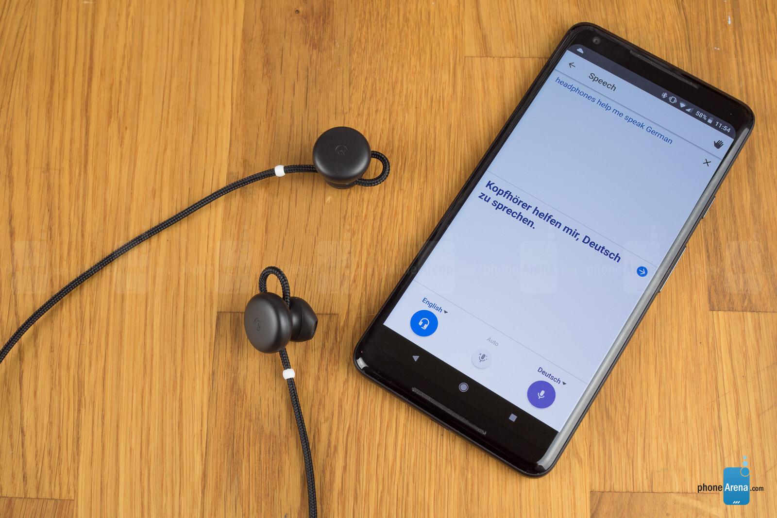 1c9e9753c3d Google Pixel Buds earphones Review - PhoneArena