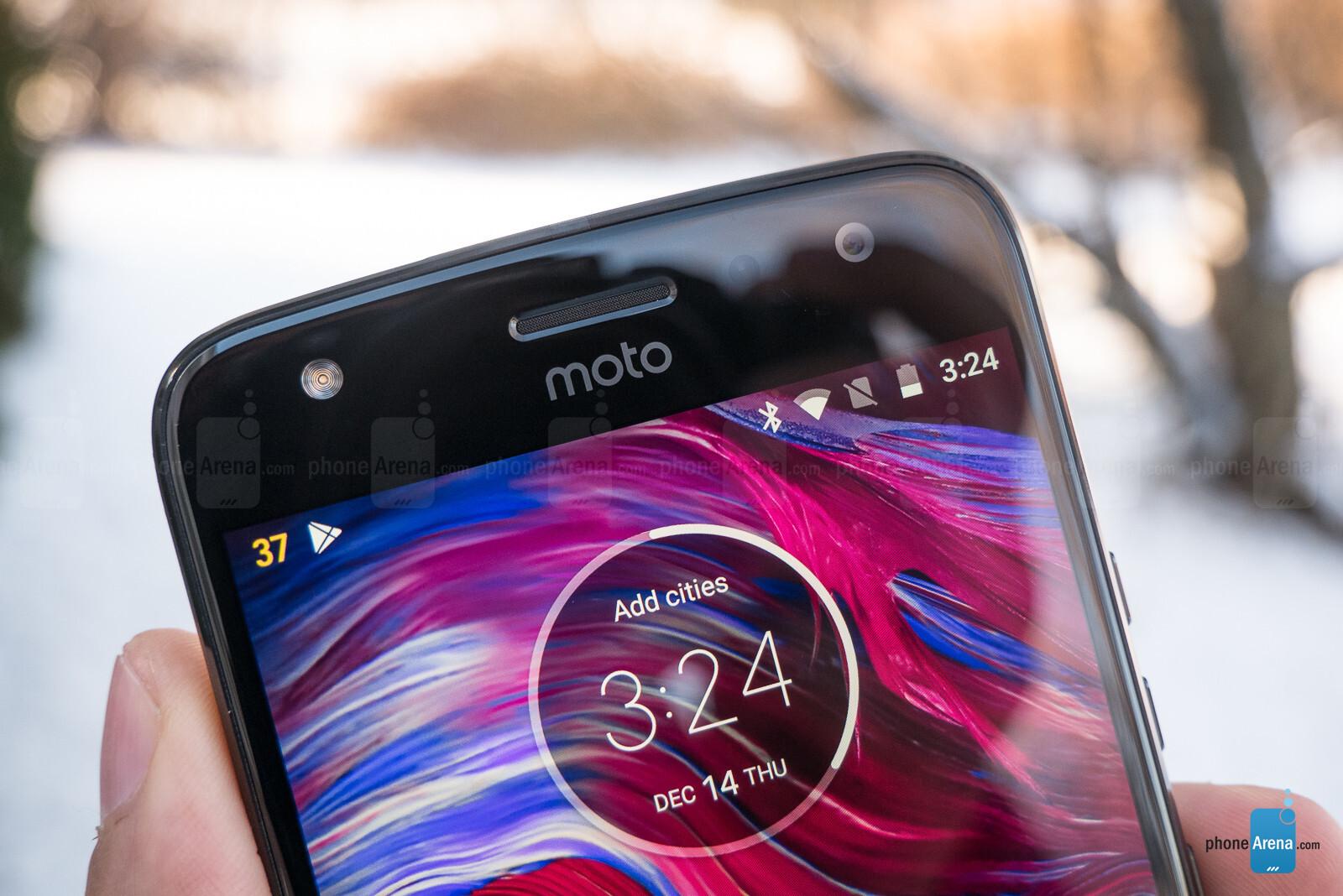 Motorola Moto X4 Review - PhoneArena