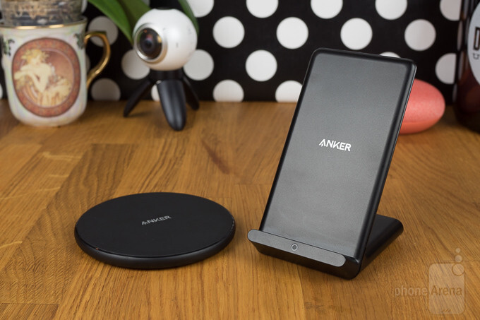 reputable site c0d7a a4db6 Anker PowerPort Wireless 5 Stand & Pad Review - PhoneArena