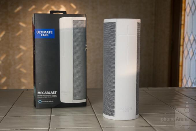UE Megablast wireless speaker Review - PhoneArena