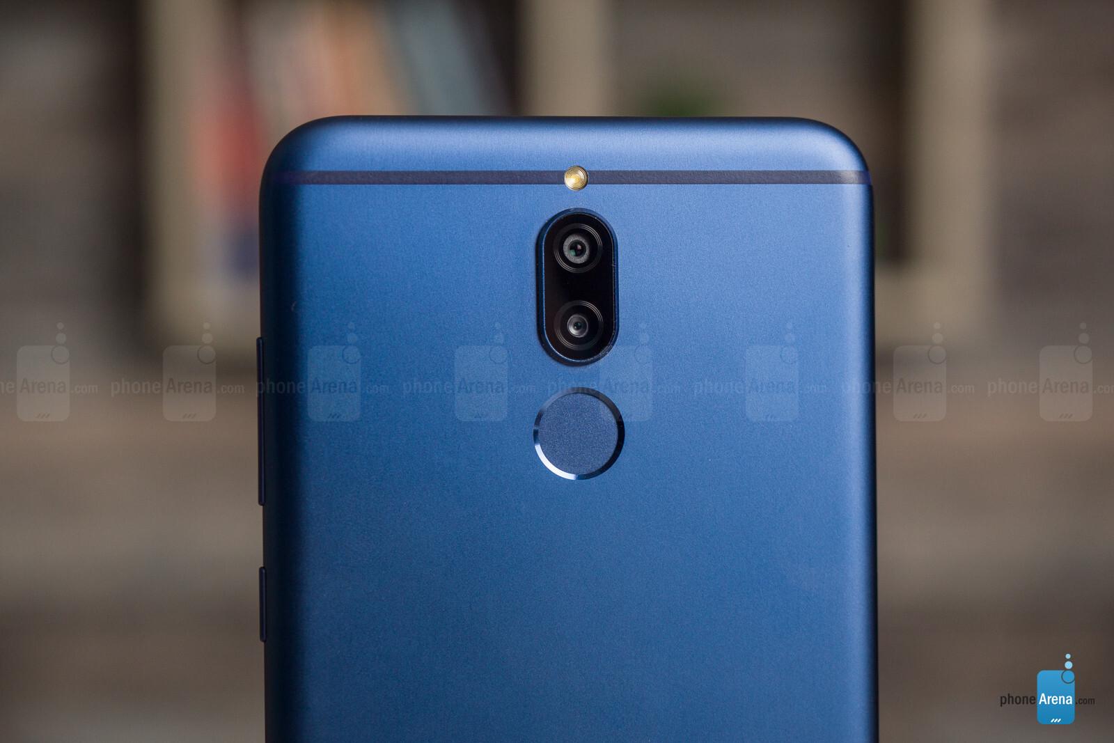 Huawei Mate 10 Lite Review - PhoneArena
