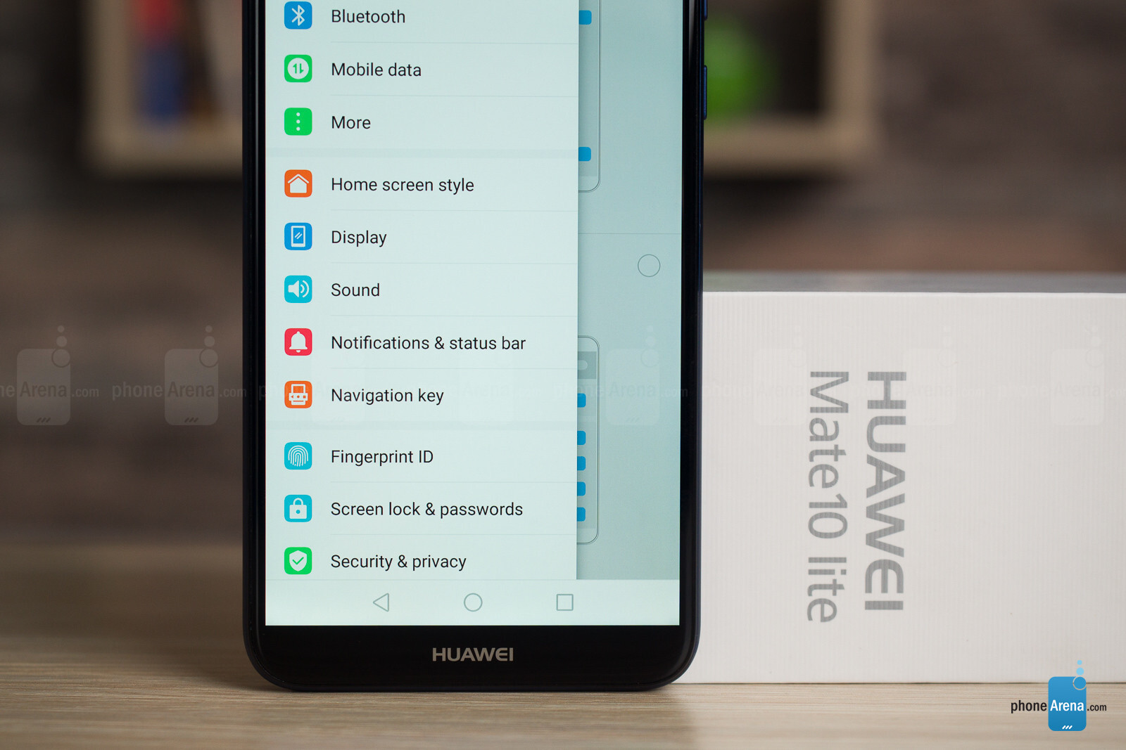 Huawei Mate 10 Lite Review - PhoneArena