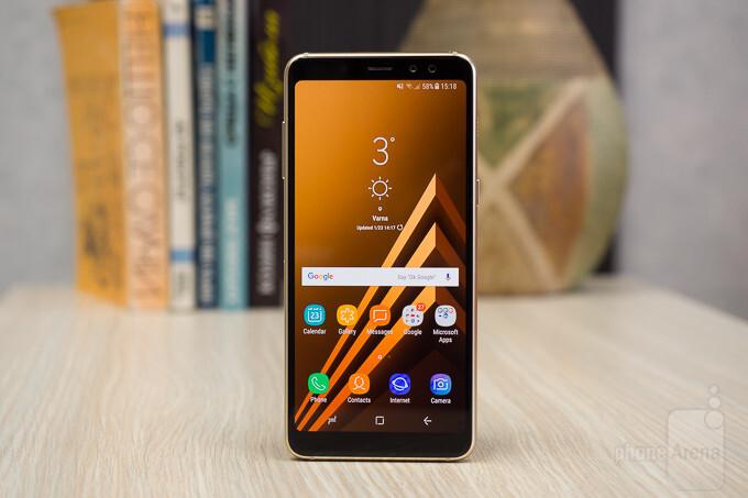 Samsung Galaxy A8 (2018) Review - PhoneArena
