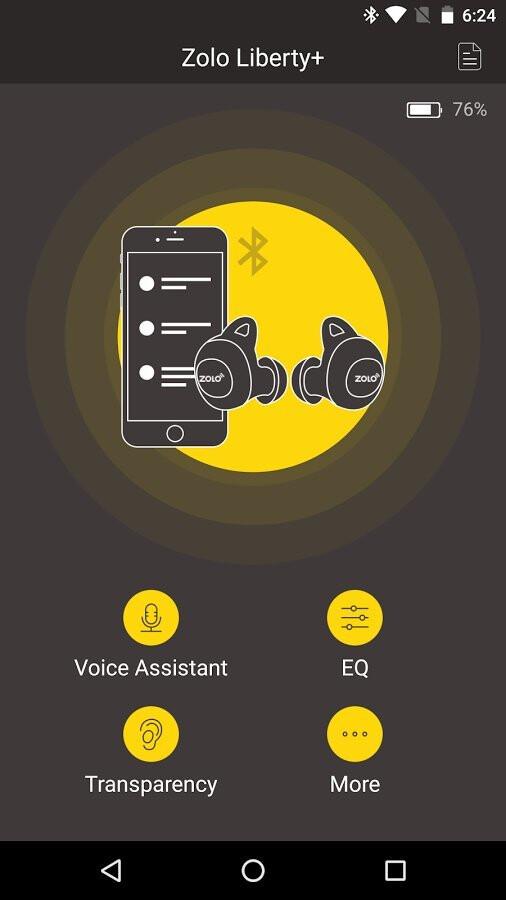 Zolo Life companion app