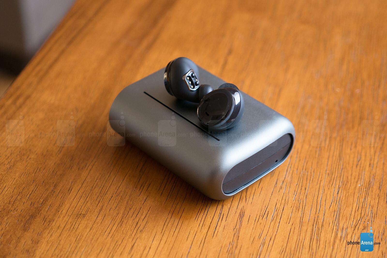 29a27c19696 Bragi Dash Pro wireless earphones Review - PhoneArena