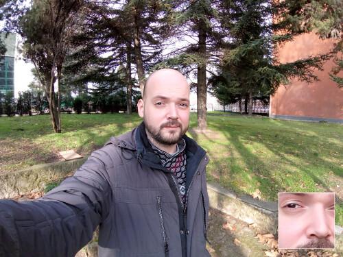 Selfie - Wide Angle Beautify