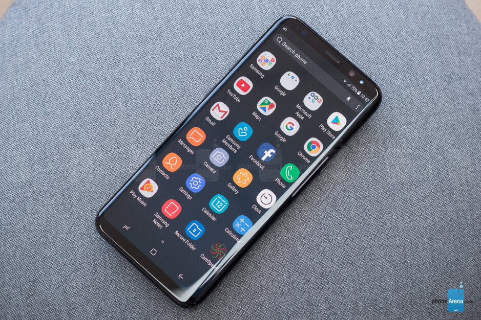 Galaxy S8+ - Samsung Galaxy S9 and S9+ vs Galaxy S8 and S8+