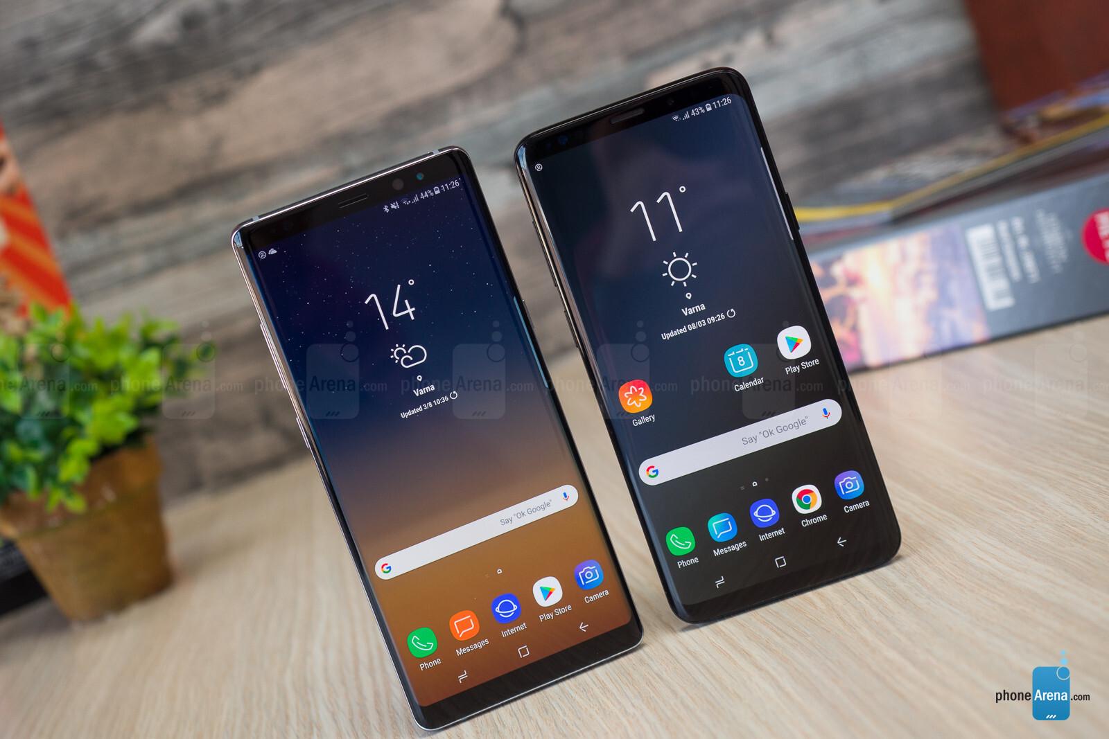 Samsung S9 Galaxy Note